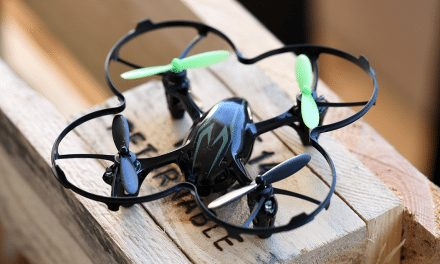 Hubsan X4: sähäkkä nelikoptereiden lilliputti