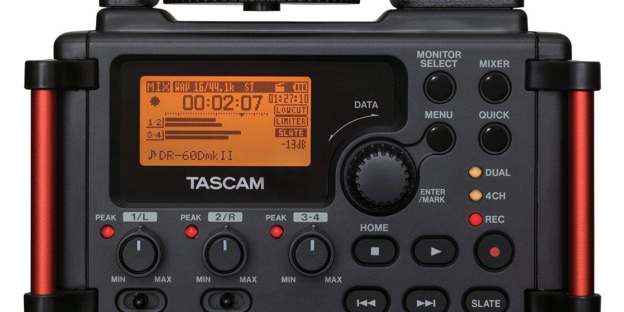 Tascam DR-60D MK II: ensivaikutelmat ja fiilikset
